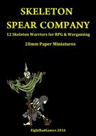 Skeleton Spear Company