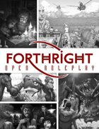 Forthright Open Roleplay - Early Access Rulebook