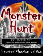 Monster Hunt Counter Set