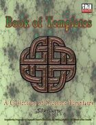 Book of Templates