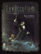 LexOccultum - LexLibris - Guide du Maître de Jeu