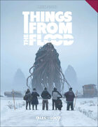 Things from the Flood - Livre de base - TFF-01