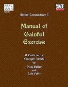 Ability Compendium: Manual of Gainful Exercise
