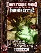 Parapsychologist, Hybrid Class