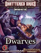 Cultures of Celmae: Dwarves 2e