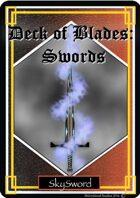 Deck of Blades: Swords