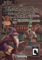 Ottolf\'s Handy Manual of Everyday Magic