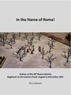 In the Name of Roma