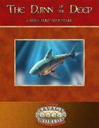 The Djinn of the Deep (Savage Worlds)
