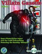 Villain Gazette, Volume 1, Issue 4