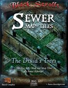 Sewer Map-Tiles - The Druid's Trees
