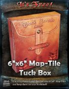 "6""x6"" Map-Tile Tuck Box"