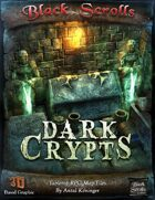 Dark Crypts - Map-Tile Set
