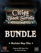 Cities of the Black Scrolls - DIGITAL [BUNDLE]