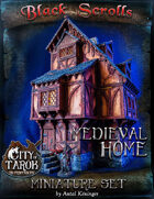 [3D] City of Tarok: Medieval Home