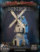 [3D] City of Tarok: Windmill