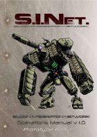 SINet - Operations Manual PE