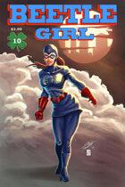 Beetle Girl #10b