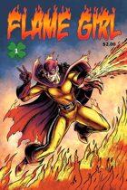 Flame Girl #1a
