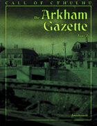 The Arkham Gazette #2