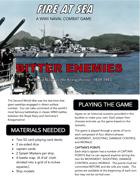 Fire at Sea: Bitter Enemies