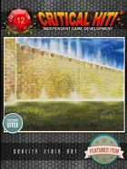 Stock Art - Light / Stone Wall