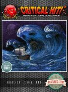 Stock Art - Greater Water Elemental