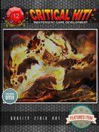 Stock Art - Fire Elemental