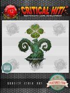 Stock Art - Earth Elemental Emblem