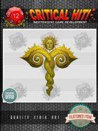 Stock Art - Light Elemental Emblem