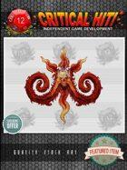 Stock Art - Fire Elemental Emblem