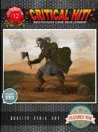 Stock Art - Satyr Warrior