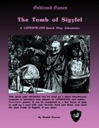 The Tomb of Sigyfel