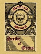 Scribe of Orcus, Vol. 1 Issue 5