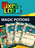 Pixel Loot - Magic Potions
