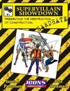 Supervillain Showdown #1 (ICONS)