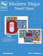 Modern Maps #1:  NewU Gym