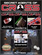 Secret Agents of CROSS Kickstarter [BUNDLE]