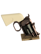 Six-gun Ammunition Tracker with OpenLOCK Base