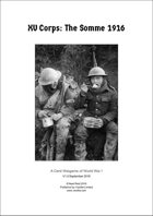 XV Corps: The Somme 1916 v1.0 (A4)