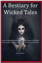 Wicked Tales RPG Bestiary