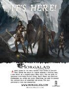 Morgalad Fantasy RPG Basic Rules Preview