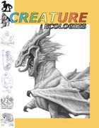 Creature Ecologies Endalif Dragon