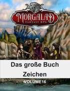 Das große Buch der Charaktere (Morgalad) Volume 16 (NFF)