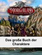 Das große Buch der Charaktere (Morgalad) Volume 1