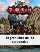 El gran libro de los personajes (Morgalad) Volume 2