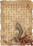 Necronomicon Page 143 The Other Gods (Horror Prop Handout)