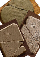 Ancient Cthulhu Cuneiform Tablet Bundle