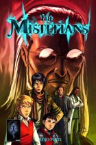The Misterians #1 (English version)