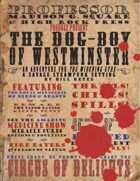 The Dog-Boy of Westminster: Savage Worlds Edition